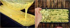 Tedd a tésztát sütőformába, öntsd rá a szószt és 40 perc múlva kész is a világ legfinomabb étele! - Ketkes.com Toast, Food And Drink, Dairy, Cheese, Spagetti