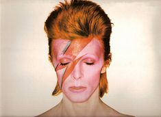 ClashMusic: Classic Album, Recorded in London and New York in 1973 to a backdrop of infidelity and egotism, 'Aladdin Sane' saw David Bowie break from musical convention and transcend Glam Rock, the movement he had spawned. Aladdin Sane, Brian Duffy, Bowie Ziggy Stardust, David Bowie Ziggy, Mick Jagger, Glam Rock, Bob Dylan, Beatles, Lady Grinning Soul