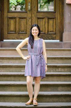 Tutorial for sleeveless dress