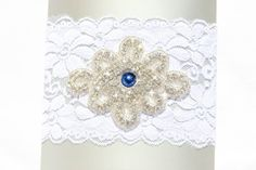 Check out this item in my Etsy shop https://www.etsy.com/uk/listing/227454072/sale-vintage-ivory-lace-wedding-garter