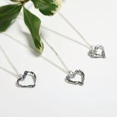 Åpne, oksiderte sølvhjerter (925) Ring, Jewelry, Rings, Jewlery, Jewerly, Schmuck, Jewelry Rings, Jewels, Jewelery