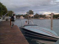 sonny crockett boat | Crockett's SCARAB - Miami Vice Wiki