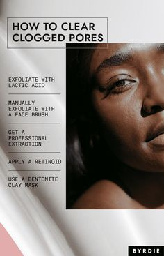 Congested Skin, Pore Strips, Pore Cleanser, Facial Steaming, Unclog Pores, How To Exfoliate Skin, Normal Skin, Radiant Skin