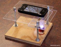 Transforme seu smartphone em um microscópio http://www.maiscelular.com.br/noticias/transforme-seu-smartphone-em-um-microscopio/71