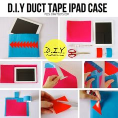 This is how you make a awesome ipad case