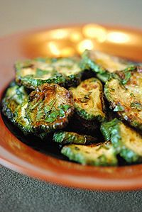 I'll just add it to the clothes line and cook it up the following evening! :)  (Sicilian Sun-Dried Zucchini, sauteed with mint and chile)