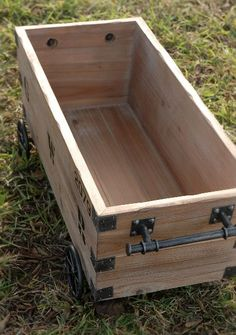 I may make a strong box similar to this.