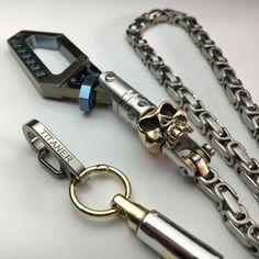 Skull Wallet Chain-13
