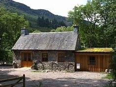 The Old Smithy, Invermoriston, Loch Ness: beautiful spot
