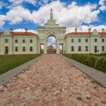 Belarus country information Country Information, Mansions, House Styles, Home Decor, Decoration Home, Manor Houses, Room Decor, Villas, Mansion
