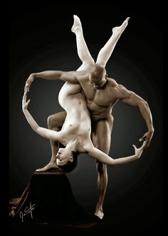 Infinity Knot photo courtesy of portu666 dancer dance By Jim Trotter