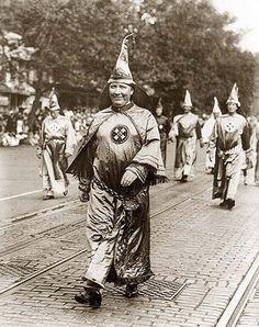 Imperial Wizard of the Ku Klux Klan