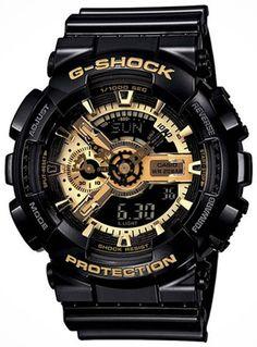 Casio GA110GB GA110GB-1A - Reloj para hombres