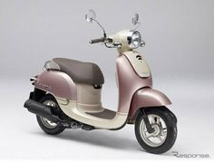 2015 Honda Giorno Scooter (Gas Powered) - http://www.gezn.com/2015-honda-giorno-scooter-gas-powered-2.html
