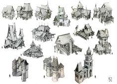 ArtStation - Design study_2016, yeonji Rhee