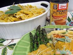 Recipes for Pumpkin - Creamy Pasta Sauce - MiscFinds4u