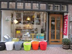 Boutique shopping in Amsterdam - Niels