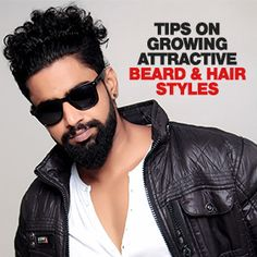 Beard Growth - Many men take great pride in mustaches and beards. This is mainly because beards and facial hair are a sign of masculinity. To some people, facial hair is natural and happens automatically, while other people have to stimulate its growth. Grow A Thicker Beard, Thick Beard, Beard Growing Tips, Hair And Beard Styles, Hair Styles, Beard Quotes, Long Beards, Beard Growth, Many Men