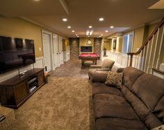 Designer Basements basements design ideas basement design ideas enchanting basement Basement Design Ideas For Long Narrow Living Rooms Design Pictures Remodel Decor And