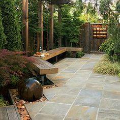 jardin moderno muyamenocom jardines modernos galera de fotos
