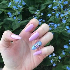 35 Beautiful Pink Nail Designs How to utilize nail polish? Nail polish in your friend's nails looks perfect, but you can't apply nail polish a Mauve Nails, Hot Pink Nails, Pink Nail Art, Elegant Nail Designs, Pink Nail Designs, Elegant Nails, Nails Ideias, Dream Nails, Nagel Gel
