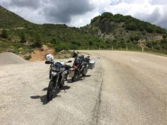 The Beginner's Guide to Motorcycle Touring - BookMotorcycleT. Enjoy The Ride, Vintage Travel Posters, Mountain Biking, Road Trip, Vehicles, Pictures, Motorcycle Touring, Photo Cat, Design Templates