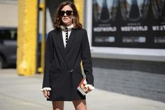 - Eleonora Carisi in New York - More #streetstyle on www.thestreetmuse.it