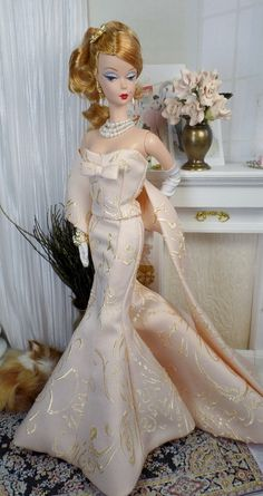 Under the Chandelier for Silkstone Barbie and by MatisseFashions