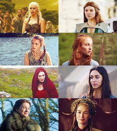 colar da rainha de game of thrones | As princesas da Disney como as mulheres de Game of Thrones. Muito bom!