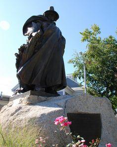 Statue of Roger Conant, Salem, Massachusetts