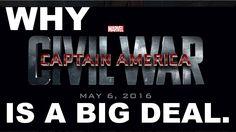 Why Civil War Is A Big Deal   2MH