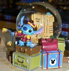 snow globes tower of terror - Google Search
