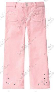 NWT Gymboree Glamour Ballerina Gem Bootcut Corduroy Pant  - Size 12 - 1 available - $20 shipped