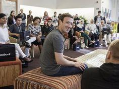 Facebook in 2030? 5 billion users, says Zuck