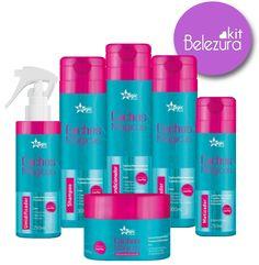 Conheça a nova linha de tratamento para cabelos cacheados da Magic Color! Tem até matizador específico para seu cabelo ❤