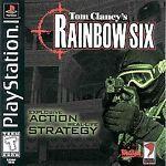 Tom Clancy's Rainbow Six (Sony PlayStation 1, 1999)