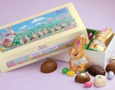 See's Easter Assortment Bunny Family