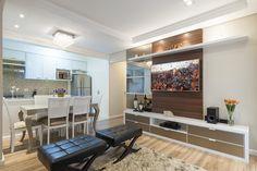 Selecionamos 4 projetos de apartamento para te inspirar.