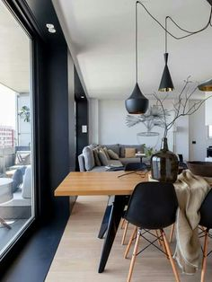 Industrial Lamps For Your Living Room | Living room ideas, Living ...
