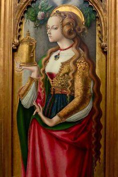 Carlo Crivelli, Maria Maddalena (circa 1485)