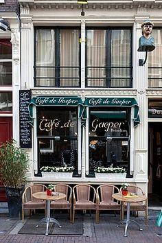 Café de Gaeper - Amsterdam, Netherlands