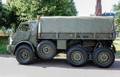 DAF YA 328 6x6 -Dutch Army
