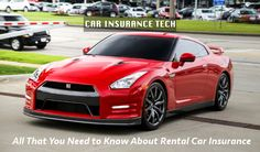 All That You Need to Know About Rental Car Insurance