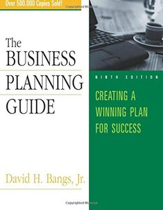 The Business Planning Guide by David H. Bangs http://www.amazon.com/dp/079315409X/ref=cm_sw_r_pi_dp_lHJovb03F8EFJ
