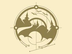 Visual #logo #design #inspiration