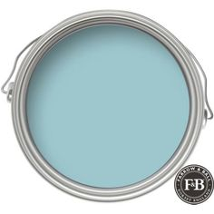 Farrow & Ball Modern No.210 Blue Ground - Emulsion Paint - 2.5L