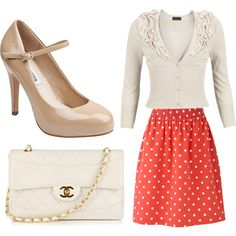Dashing spring ensemble, created by pianogal89.polyvore.com