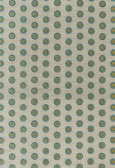 "Shibori Circle  Ermine  Fabric SKU - 62242  Repeat - Straight  Width - 52.75""  Horizontal Repeat - 4.375""  Vertical Repeat - 2.125""  Fabric Content - 100% Silk  Country of Finish - India, Schumacher"
