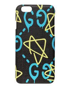 Gucci GG Writers Graffiti iPhone 6/6s Case