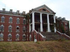 Haunted asylum Staunton Virginia